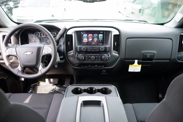 2018 Silverado 1500 Extended Cab 4x4 Pickup #C18117 - photo 15