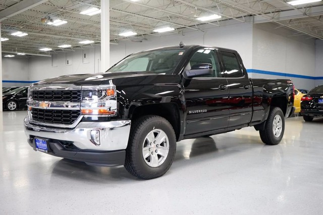 2018 Silverado 1500 Extended Cab 4x4 Pickup #C18117 - photo 1