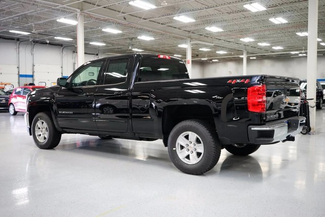 2018 Silverado 1500 Extended Cab 4x4 Pickup #C18117 - photo 2