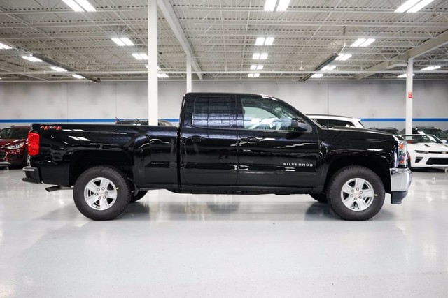 2018 Silverado 1500 Extended Cab 4x4 Pickup #C18117 - photo 7