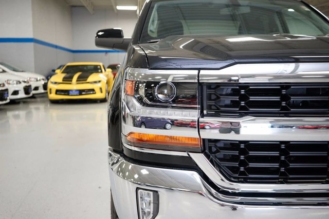 2018 Silverado 1500 Extended Cab 4x4 Pickup #C18117 - photo 8