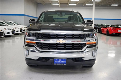 2018 Silverado 1500 Extended Cab 4x4 Pickup #C18117 - photo 4