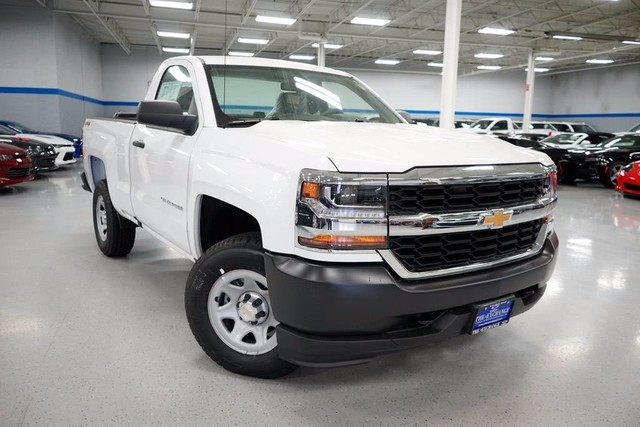 2018 Silverado 1500 Regular Cab 4x4, Pickup #C18130 - photo 3