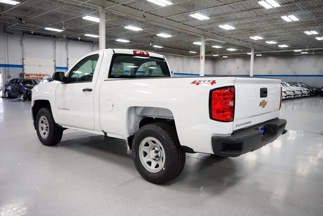 2018 Silverado 1500 Regular Cab 4x4,  Pickup #C18130 - photo 2