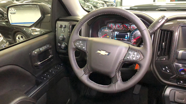 2018 Silverado 1500 Crew Cab 4x4 Pickup #C18205 - photo 23