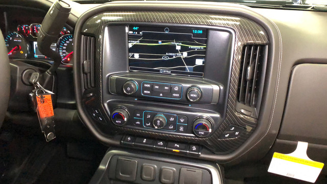 2018 Silverado 1500 Crew Cab 4x4 Pickup #C18205 - photo 24