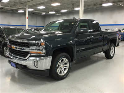 2018 Silverado 1500 Extended Cab 4x4 Pickup #C18254 - photo 1