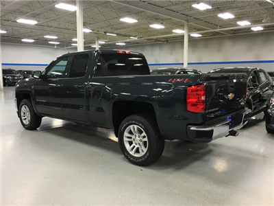 2018 Silverado 1500 Extended Cab 4x4 Pickup #C18254 - photo 2