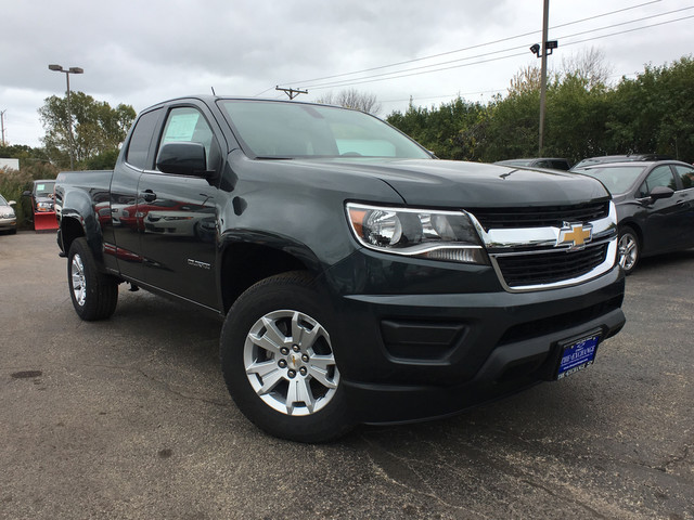 2018 Colorado Extended Cab 4x4, Pickup #C18259 - photo 3