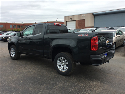 2018 Colorado Extended Cab 4x4, Pickup #C18259 - photo 2