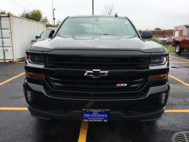 2018 Silverado 1500 Double Cab 4x4, Pickup #C18274 - photo 5