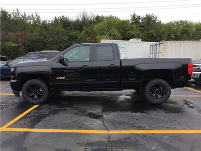 2018 Silverado 1500 Double Cab 4x4, Pickup #C18274 - photo 7