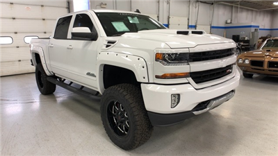 2018 Silverado 1500 Crew Cab 4x4,  Tuscany Badlander Pickup #C18281 - photo 1