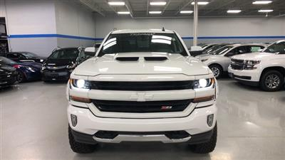 2018 Silverado 1500 Crew Cab 4x4,  Tuscany Badlander Pickup #C18281 - photo 30