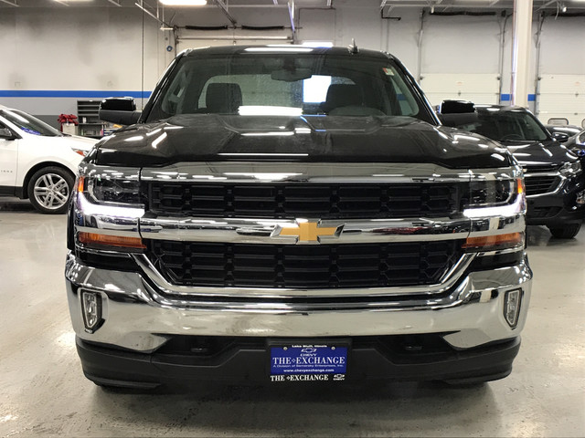 2018 Silverado 1500 Double Cab 4x4, Pickup #C18284 - photo 5