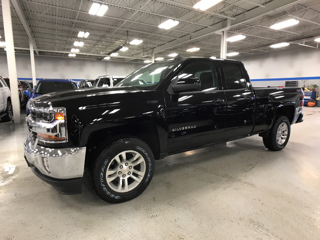 2018 Silverado 1500 Double Cab 4x4, Pickup #C18284 - photo 1