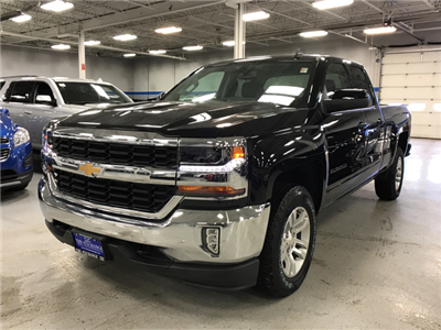 2018 Silverado 1500 Double Cab 4x4, Pickup #C18284 - photo 6