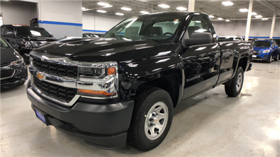 2018 Silverado 1500 Regular Cab, Pickup #C18293 - photo 1