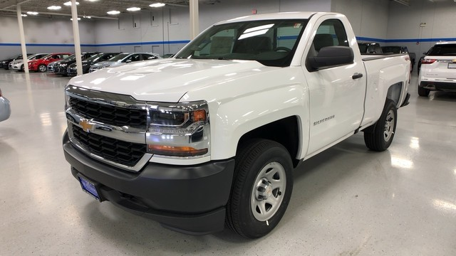 2018 Silverado 1500 Regular Cab 4x4,  Pickup #C18296 - photo 1