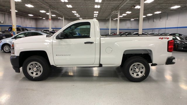 2018 Silverado 1500 Regular Cab 4x4,  Pickup #C18296 - photo 8