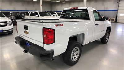 2018 Silverado 1500 Regular Cab 4x4,  Pickup #C18296 - photo 11
