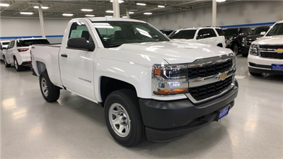 2018 Silverado 1500 Regular Cab 4x4,  Pickup #C18296 - photo 23