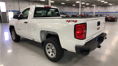 2018 Silverado 1500 Regular Cab 4x4,  Pickup #C18296 - photo 2