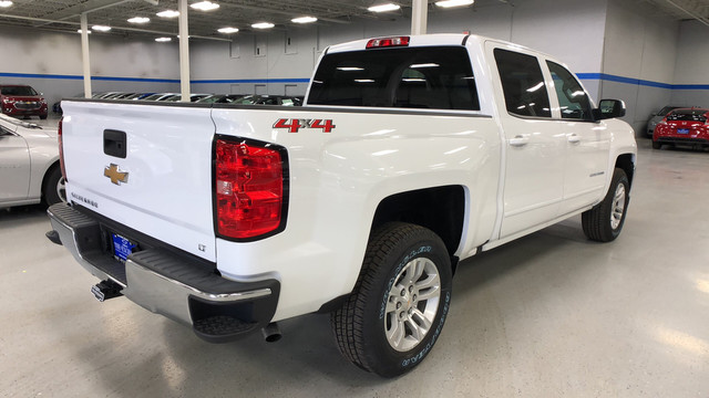 2018 Silverado 1500 Crew Cab 4x4, Pickup #C18339 - photo 11
