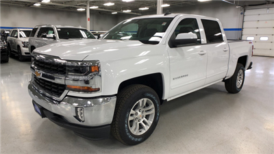2018 Silverado 1500 Crew Cab 4x4,  Pickup #C18339 - photo 1