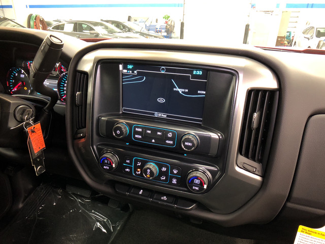 2018 Silverado 1500 Extended Cab 4x4 Pickup #C18345 - photo 16