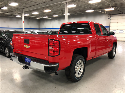 2018 Silverado 1500 Extended Cab 4x4 Pickup #C18345 - photo 10