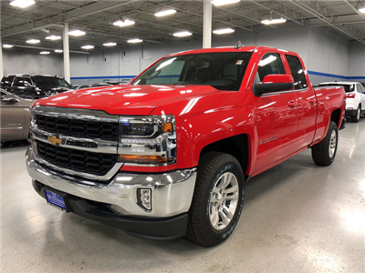 2018 Silverado 1500 Double Cab 4x4, Pickup #C18345 - photo 1