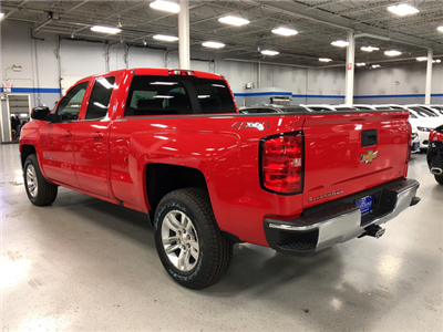 2018 Silverado 1500 Double Cab 4x4, Pickup #C18345 - photo 2