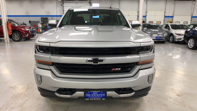 2018 Silverado 1500 Crew Cab 4x4, Pickup #C18357 - photo 4
