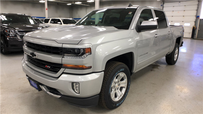 2018 Silverado 1500 Crew Cab 4x4, Pickup #C18357 - photo 1