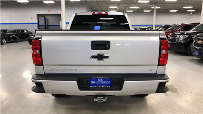 2018 Silverado 1500 Crew Cab 4x4, Pickup #C18357 - photo 9