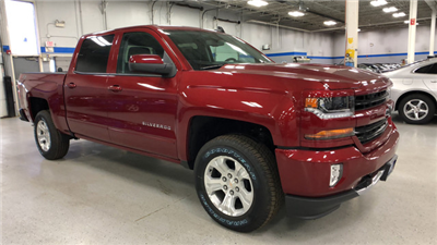 2018 Silverado 1500 Crew Cab 4x4,  Pickup #C18370 - photo 3