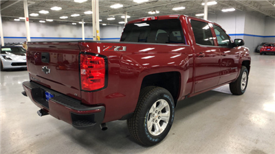 2018 Silverado 1500 Crew Cab 4x4,  Pickup #C18370 - photo 10
