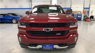 2018 Silverado 1500 Crew Cab 4x4,  Pickup #C18370 - photo 4