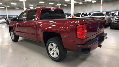 2018 Silverado 1500 Crew Cab 4x4,  Pickup #C18370 - photo 2