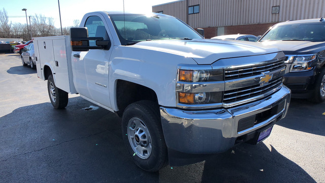 2018 Silverado 2500 Regular Cab, Service Body #C18497 - photo 3