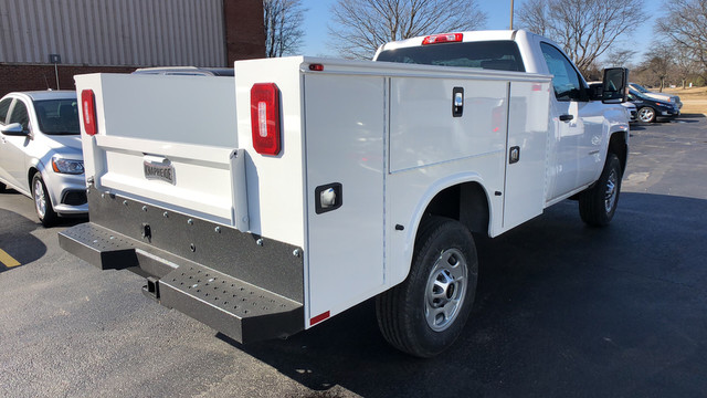 2018 Silverado 2500 Regular Cab, Service Body #C18497 - photo 15