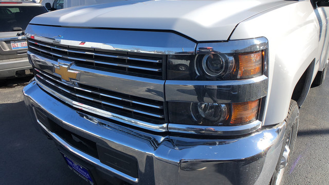 2018 Silverado 2500 Regular Cab, Service Body #C18497 - photo 5