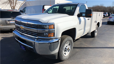 2018 Silverado 2500 Regular Cab, Service Body #C18497 - photo 1