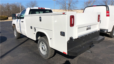 2018 Silverado 2500 Regular Cab, Service Body #C18497 - photo 9