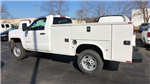 2018 Silverado 2500 Regular Cab, Service Body #C18497 - photo 2