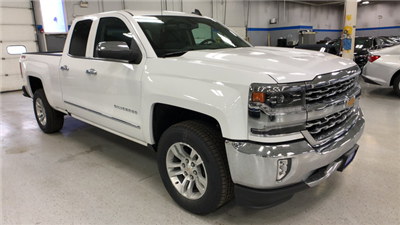 2018 Silverado 1500 Double Cab 4x4, Pickup #C18503 - photo 3