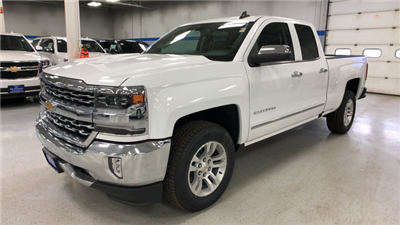 2018 Silverado 1500 Double Cab 4x4, Pickup #C18503 - photo 1