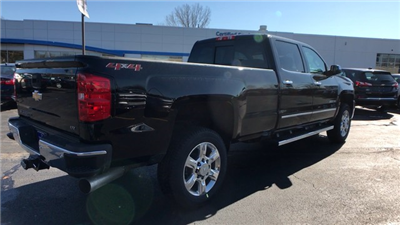 2018 Silverado 2500 Crew Cab 4x4, Pickup #C18614 - photo 28