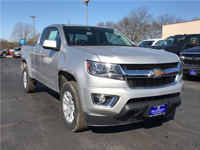 2018 Colorado Extended Cab 4x4,  Pickup #C18624 - photo 3